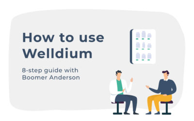 Video: How to sign up and use the Welldium platform
